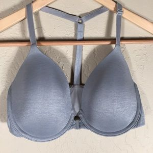 Victoria's Secret bra racerback arm-Demi front clo